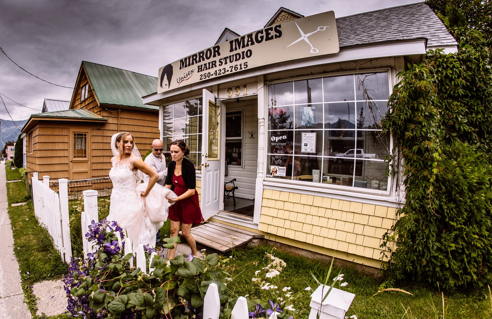 Fernie Alpine Resort Wedding
